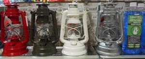 ドイツ生まれの灯油ランタン