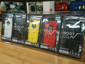 大人気、ROOTのiPhoneケースが入荷!